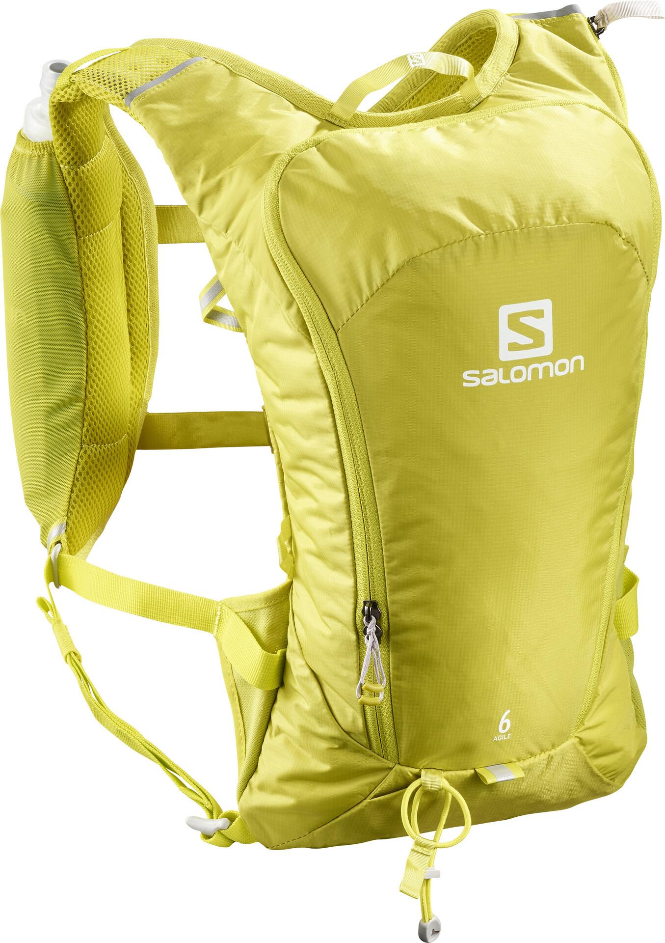 Salomon Agile 6 Set Blue